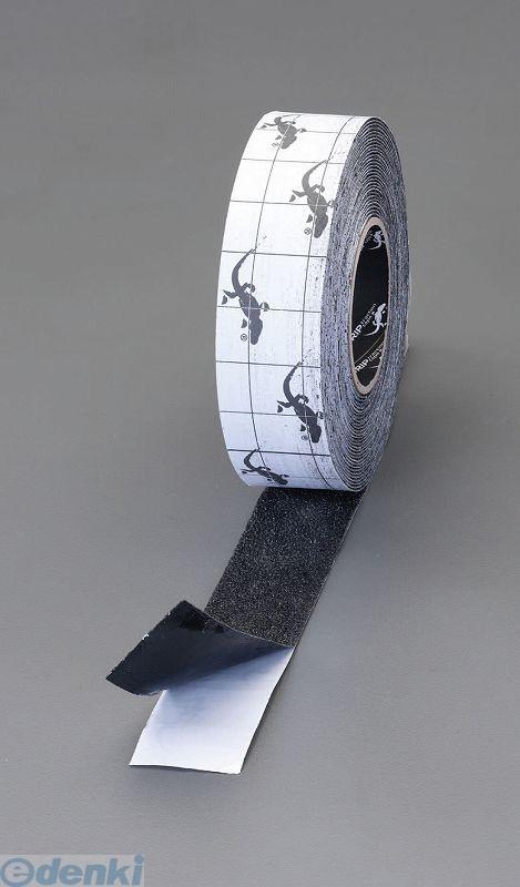 【個人宅配送不可】 エスコ EA944DB-22 直送 代引不可・他メーカー同梱不可 100mmx12.2m 滑り止めテープ【超強力】 EA944DB22【キャンセル不可】