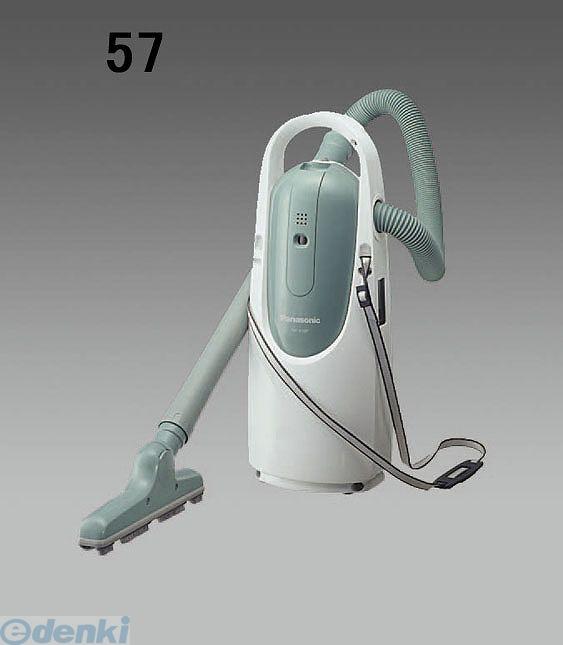 【キャンセル不可】[EA899AM-57] AC100V/500W 掃除機【ポータブル/紙パック/グリーン】 EA899AM57