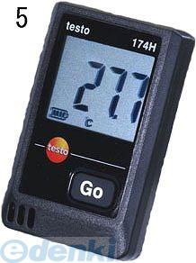 【個人宅配送不可】 エスコ EA742GC-5 直送 代引不可・他メーカー同梱不可 温湿度データロガ EA742GC5【キャンセル不可】