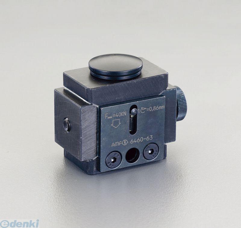 【個人宅配送不可】 EA637EM-1 直送 代引不可・他メーカー同梱不可 50 -63mm/ 40kN ウェッジブロック EA637EM1【キャンセル不可】