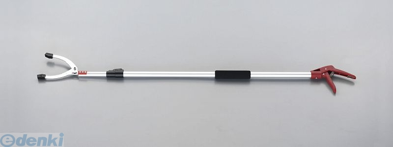 【個人宅配送不可】 エスコ EA340XD-200 直送 代引不可・他メーカー同梱不可 1350?2100mm ピックアップハンド【伸縮型】 EA340XD200【キャンセル不可】