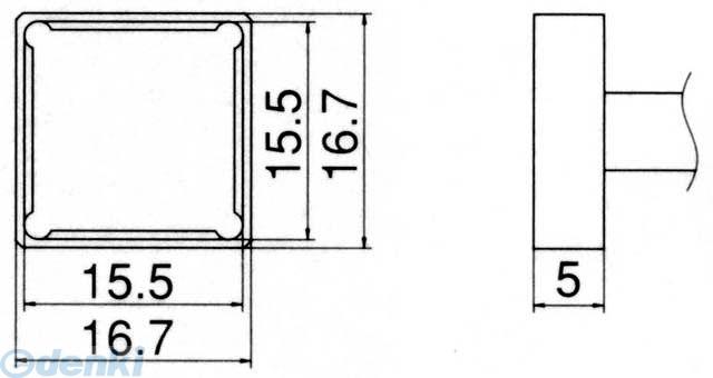 【個人宅配送不可】 エスコ EA304AG-38 直送 代引不可・他メーカー同梱不可 15.5x15.5 交換用こて先【クワッド】 EA304AG38【キャンセル不可】