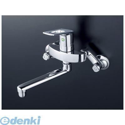 KVK [KM5000ZTEC] 寒 シングル混合栓 eレバー