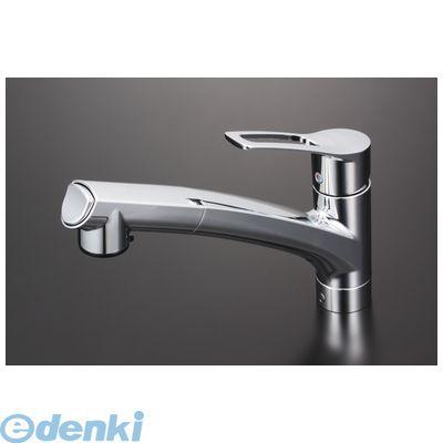 KVK [KM5021ZJT] 寒 流し台シャワー混合栓