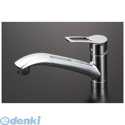 KVK [KM5031ZJT] 寒 流し台シャワー混合栓