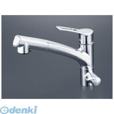 KVK [KM5061NCK] 浄水器シングルシャワー付混合栓