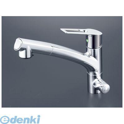 KVK [KM5061NSCEC] 浄水シングル混合栓 eレバー