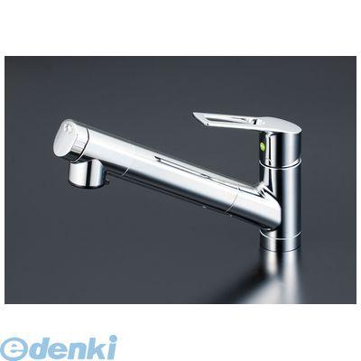 KVK [KM6001ZEC] 寒 浄水シングル混合栓eレバー