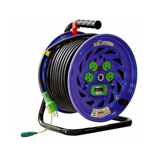 4937305011591 日動 電工ドラム 15A×30m NF-EB34F