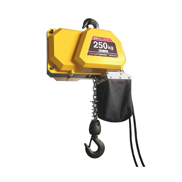 4963360506574 OH 電動チェーンホイスト250 DCH-250