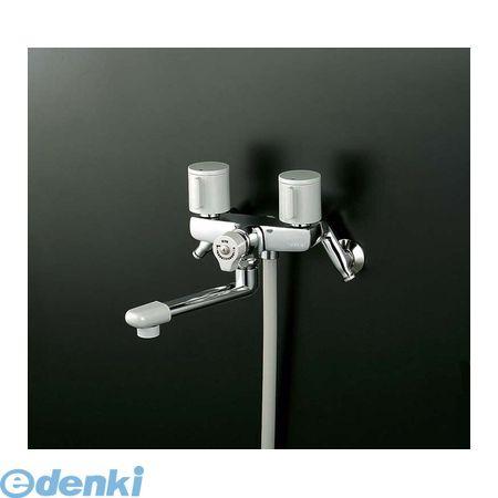 KVK KF141G3W 寒 止水2ハンドルシャワー