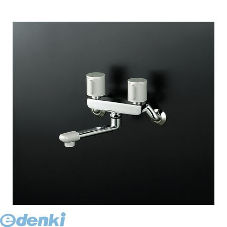 KVK KM140G3Z 寒 2ハンドル混合栓