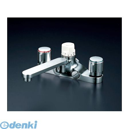 KVK KM296 デッキ定量2ハンドル混合栓