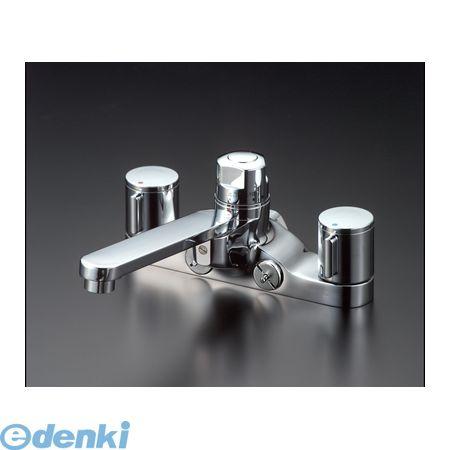 KVK KM296ZGT 寒 デッキ定量2ハンドル混合栓