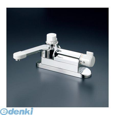 KVK KM297ZG 寒 デッキ定量サーモスタット混合栓