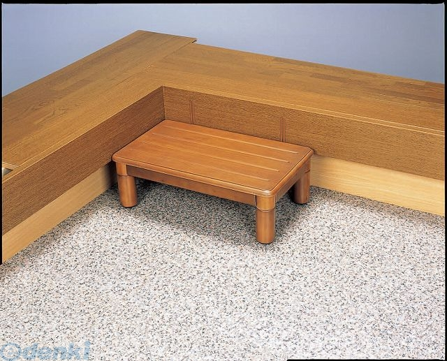 [4547441354300] 木製玄関ステップ 1段 幅60cm 4547441354300【送料無料】