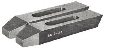 ニューストロング 10S-10 ステップクランプ 使用ボルト M24 全長250 10S10【送料無料】【キャンセル不可】