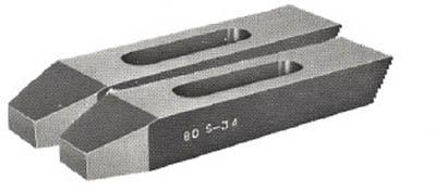 ニューストロング 80S-10 ステップクランプ 使用ボルト M24 全長200 80S10【送料無料】【キャンセル不可】