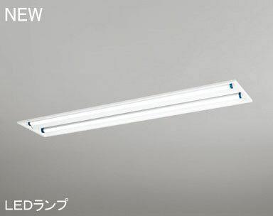 オーデリック ODELIC XD266091 ベースライト 直管形LED 昼白色タイプ