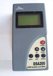 [DSA200] 地上デジタル・衛星デジタル・レベルメーター DSA-200【送料無料】