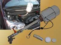 ハスコー HASCO OM-212 ワンマンブリーダー フルード自動供給器 自動車工具 OM212