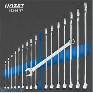 【高額売筋】 ソフトフォーム2コンポーネント工具セット 16398/17:測定器・工具のイーデンキ 在庫切れ時-約2ヶ月 】ハゼット 163-98/17 HAZET 【納期-通常7日以内に発送-DIY・工具
