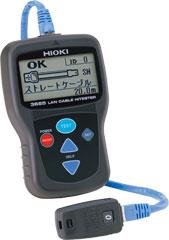 【あす楽対応】HIOKI(日置電機) [3665]  LANケーブルハイテスタ 3665