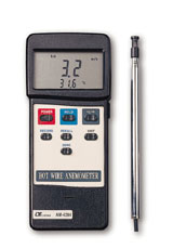 FUSO AM-4204 デジタル風速温度計 熱線式 AM4204