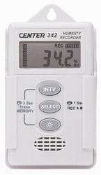 MK CENTER342 温湿度データロガー CENTER-342