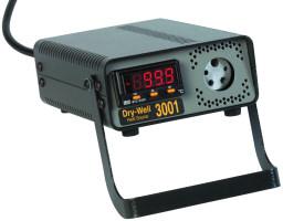 玄関先迄納品 温度校正器 DW-3001 DW3001:測定器・工具のイーデンキ MK-DIY・工具
