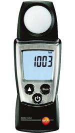 テストー testo-540 照度計 testo540