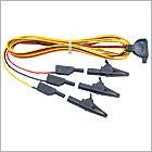 日置電機 [9635-01] 電圧コード 963501【送料無料】