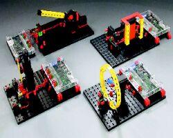 フィッシャーテクニック [CP-01] ロボット入門キット(I/Fソフト付き) CP01