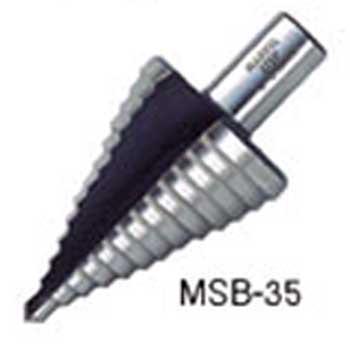 【ポイント最大29倍 3月25日限定 要エントリー】マーベル MSB-35 ステップドリル MSB35