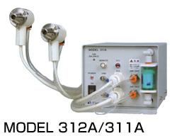 ヒューグル [MODEL 311A] 大流量イオン化エアーガン(電源部) MODEL311A【送料無料】