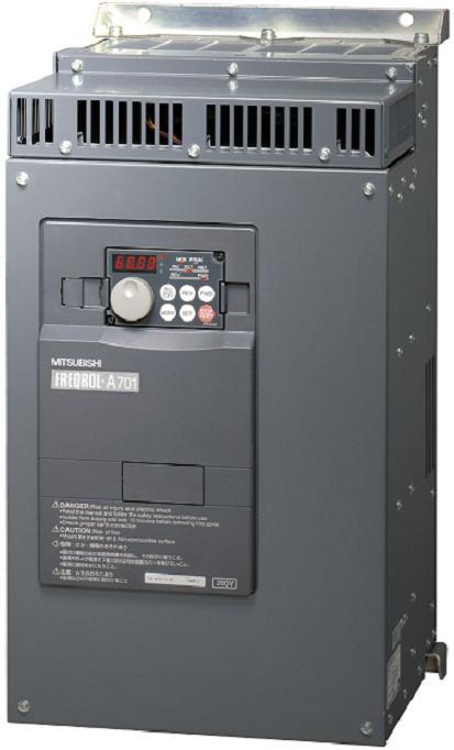 【受注生産品 納期-約3ヶ月】三菱電機 FR-A721-22K 電源回生機能内蔵インバータ FREQROL-A701シリーズ 三相200V FRA72122K