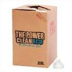 【納期:約1週間】 [S-2621] 「直送」【代引不可・他メーカー同梱不可】ザ・パワークリーンエコ20L(ガン付き) (2缶入り)  S2621
