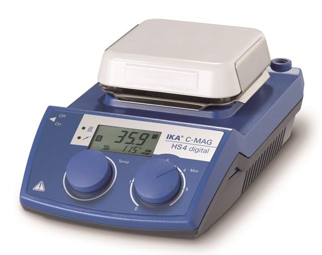 IKA [C-MAG HS4 digital] ホットマグネットスターラー(デジタル) CMAG HS4 digital