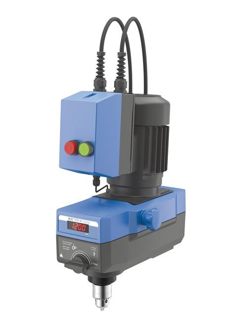 【個数:1個】IKA [RW47 digital(50Hz)] 「直送」【代引不可・他メーカー同梱不可】 メカニカル制御 RW47撹拌機(50Hz、230V仕様)