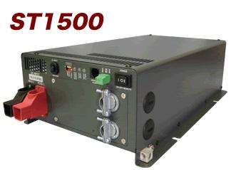 電菱 DENRYO ST1500-224 AC切換リレー内臓型インバータ STシリーズ ST1500224