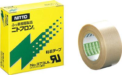 日東電工 NITTO 973X18X100 ニトフロン粘着テープ No.973UL 0.18mm× 214-4816