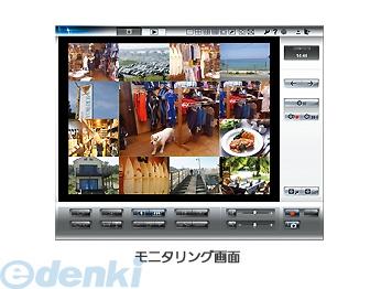 パナソニック Panasonic BB-HNP17 ネットワークカメラ専用録画プログラム