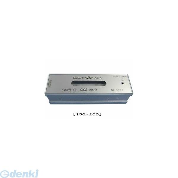 大菱計器製作所 大菱計器 AD201 平形水準器 工作用 呼び200 感度0.02 AD201