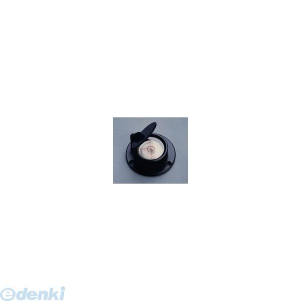 大菱計器製作所 大菱計器 AR103 丸形水準器 516-C 66×44×33 取付穴付き AR103