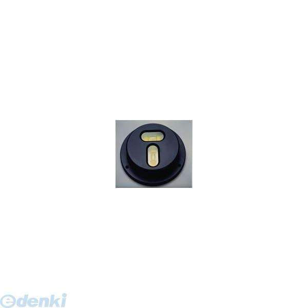大菱計器製作所 大菱計器 AR105 丸形水準器 516-E 100×80×24 取付穴付き AR105