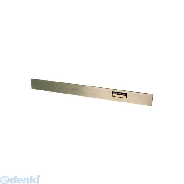 大菱計器製作所 大菱計器 EL104 普通形ストレートエッジ 焼入品 呼び300 300×35×4 EL104
