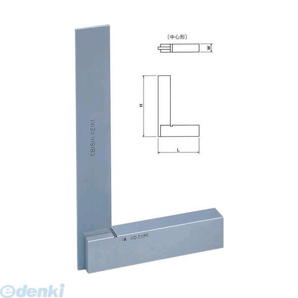 大菱計器製作所 大菱計器 FC104 台付直角定規 JIS 1級 焼入品 中心形 呼び150 150×100×18 FC104