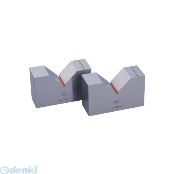 大菱計器製作所(大菱計器)[JA105] 硬鋼製精密Vブロック AA級 呼び100 100×60×38×50 JA105