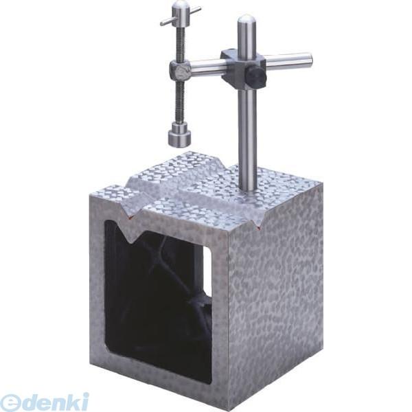 大菱計器製作所(大菱計器)[JK101] 鋳鉄製 V溝付桝形ブロック 特級 呼び100 100×100×100×15 JK101