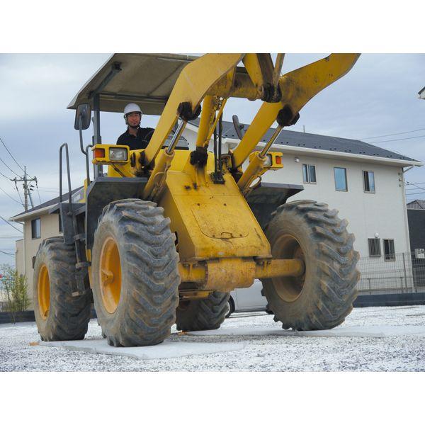 GRAVEL FIX PROx8 グラベルフィックスプロ砂利地盤安定材。砂利敷きのアプローチ、庭、屋上庭園、駐車場などに最適、砂利安定材、砂利仕切り枠、カットも楽々、簡単施工! 【あす楽対応】【送料無料】 GRAVEL FIX PROx8 グラベルフィックスプロ 砂利地盤安定材 砂利舗装材 ホワイト 1176×764×32mm 約0.9平米/1枚【8枚/約7.2平米】【8枚セット】